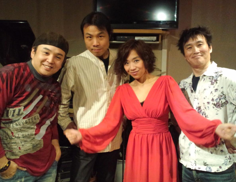 平松加奈con Armada@平塚サンタナ_b0131865_3274678.jpg