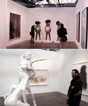 NY最大の美術展覧会「アーモリー・ショー 2014」造形編_b0007805_10511485.jpg