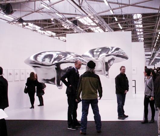 NY最大の美術展覧会「アーモリー・ショー 2014」造形編_b0007805_1051462.jpg