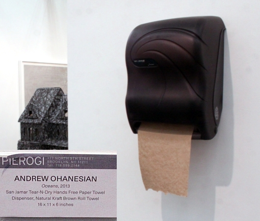 NY最大の美術展覧会「アーモリー・ショー 2014」造形編_b0007805_10525725.jpg