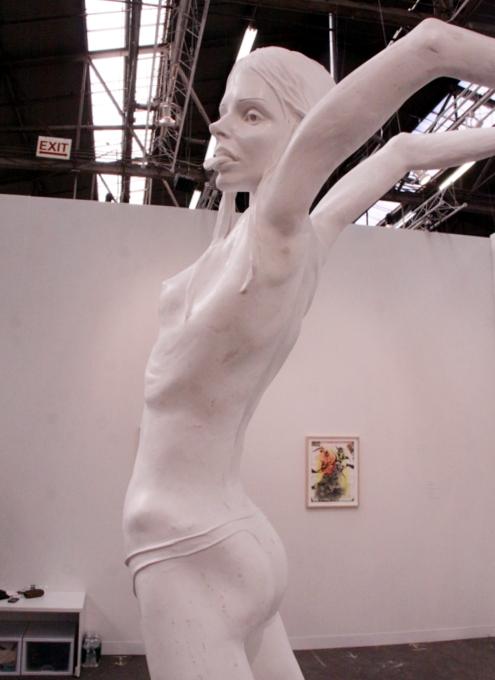 NY最大の美術展覧会「アーモリー・ショー 2014」造形編_b0007805_10534938.jpg