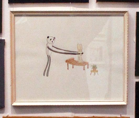 NYアーモリー・ショーで一際印象的だったAtsushi Kaga(かがあつし)さんの作品群_b0007805_19345697.jpg