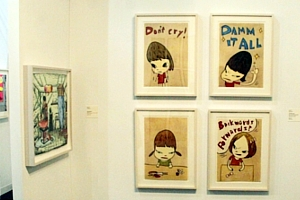 NYアーモリー・ショーで一際印象的だったAtsushi Kaga(かがあつし)さんの作品群_b0007805_20111971.jpg