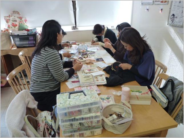 4/9(水)リボン刺繍カフェ_b0151508_17223114.jpg