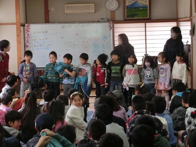 「今年も太鼓をたたこう!」 駿河台3丁目子ども会の歓送迎会_f0141310_7303095.jpg