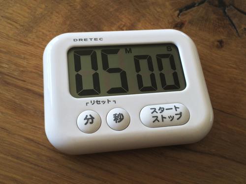 朝、5分で一日を好循環にします!_e0243332_955060.jpg