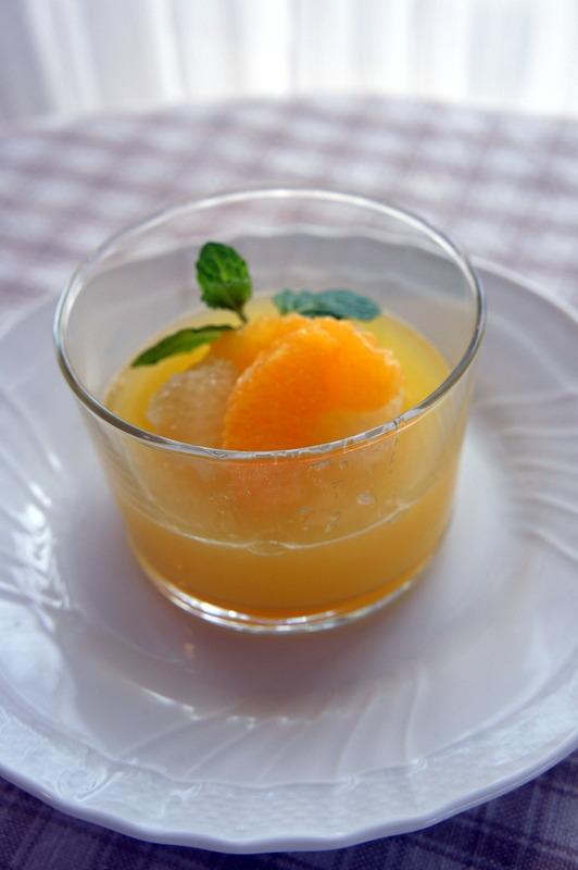 レギュラークラス オレンジジュレーもお付けしています♪_d0210450_17513741.jpg