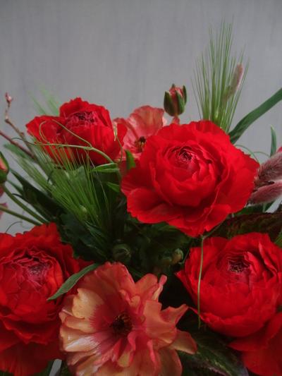 オークリーフ(赤い花)_f0049672_13432127.jpg