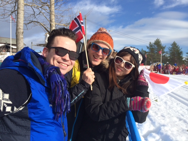 スキーW杯の応援へ_a0229904_18341877.jpg
