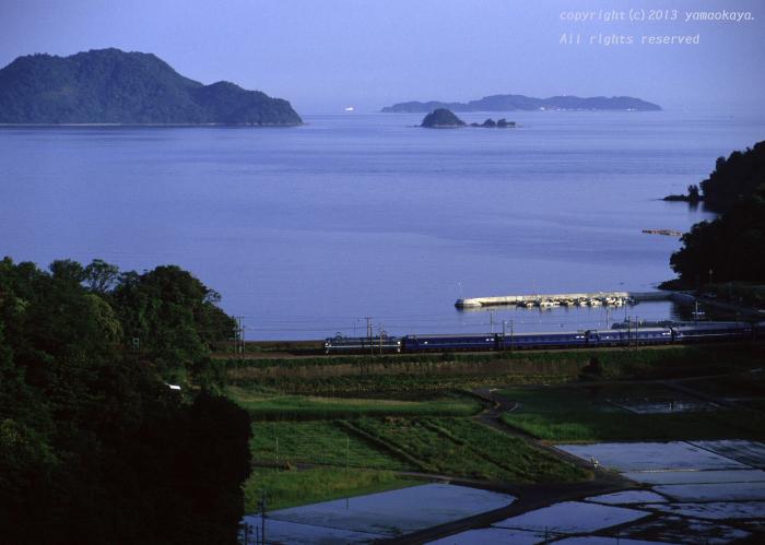 夏の富海'あさかぜ'_d0309612_205249.jpg