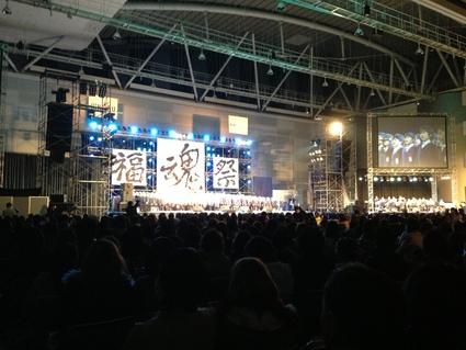 「 福魂祭:東日本大震災3周年追悼式 」_f0259324_10371195.jpg