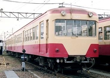 福島交通飯坂線 クハ5215+モハ5114_e0030537_057226.jpg