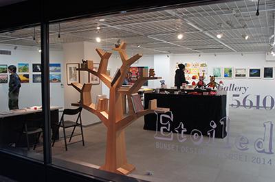 文星芸術大学デザイン専攻卒業選抜展が開催中です。_f0171840_9322663.jpg