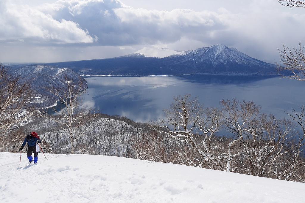 紋別岳、3月12日_f0138096_1853586.jpg