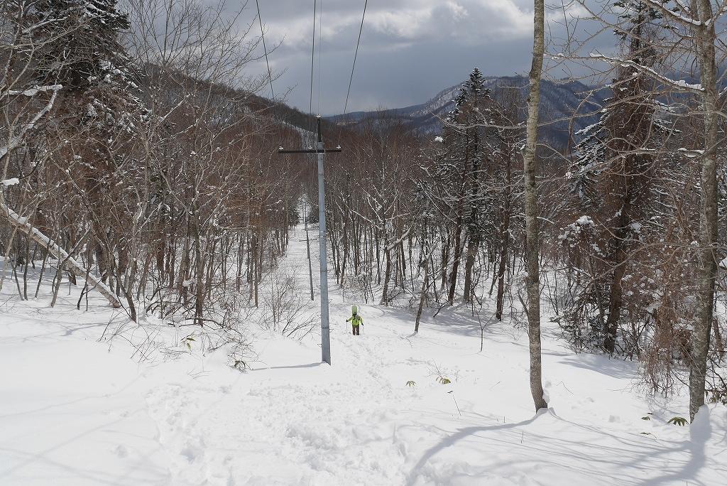紋別岳、3月12日_f0138096_1854717.jpg