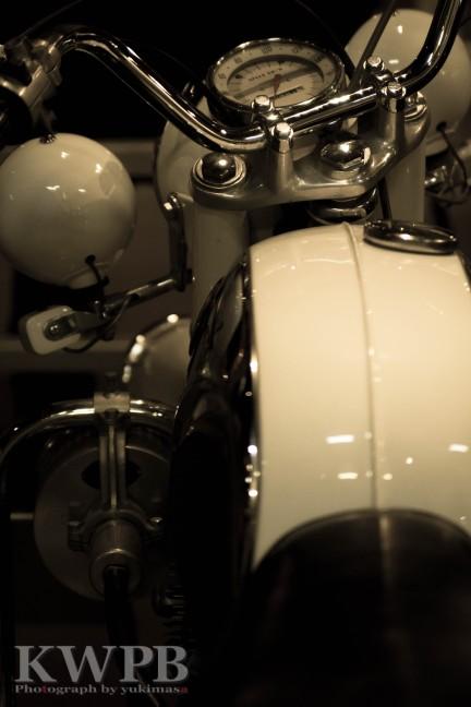 さようなら 交通科学博物館 Part9 ~三菱シルバーピジョン & ホンダドリーム300CP77~_b0234699_22561916.jpg