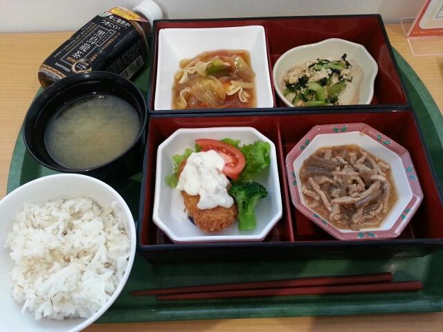 今日の昼食@にVol.491_b0042308_12484094.jpg