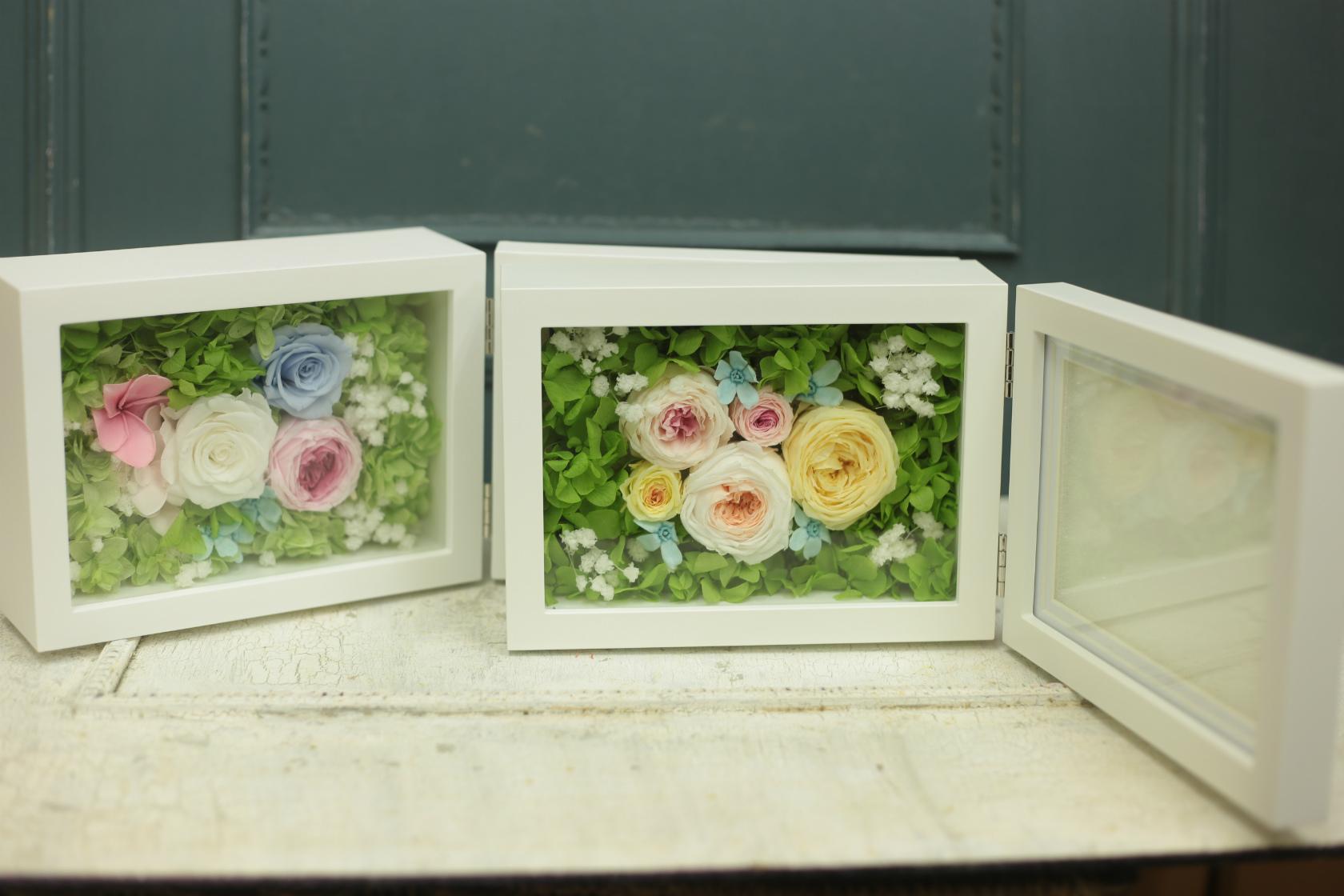 新郎新婦様からのメール 贈呈花を手作りで_a0042928_15125959.jpg