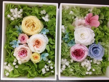 新郎新婦様からのメール 贈呈花を手作りで_a0042928_1574770.jpg