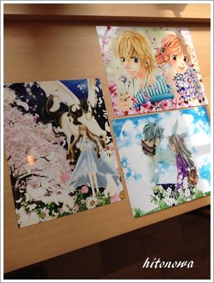 イラスト・漫画家 花野由奈さん の原画写真展_f0256728_1526502.jpg