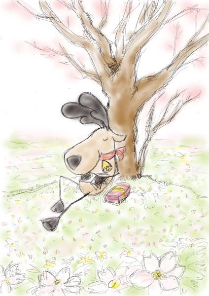 春本番はもうすぐ!!_a0129631_18131197.jpg