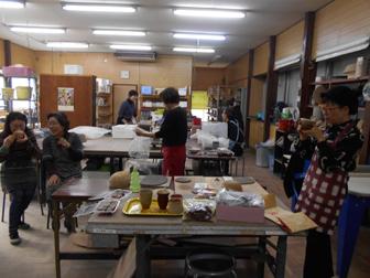 3月の陶芸教室_e0109554_854579.jpg
