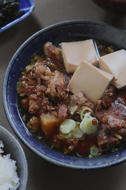肉とうふ_e0158857_1829679.jpg