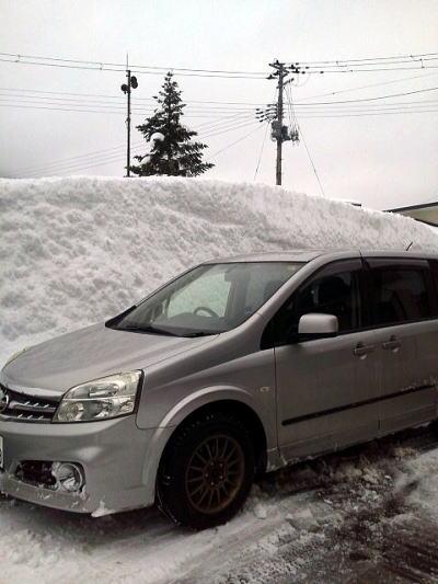 雪多くねぇすか~?!_c0108174_10132456.jpg