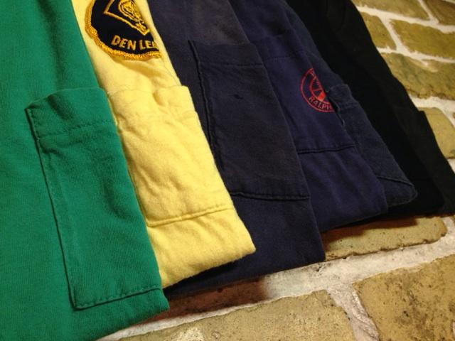 神戸店3/15(土)カテゴリT-Shirt入荷!#5  Solid,Tie-Dye, Henry!!!(T.W.神戸店)_c0078587_15362987.jpg