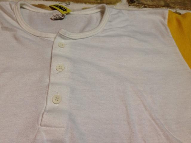 神戸店3/15(土)カテゴリT-Shirt入荷!#5  Solid,Tie-Dye, Henry!!!(T.W.神戸店)_c0078587_15401254.jpg