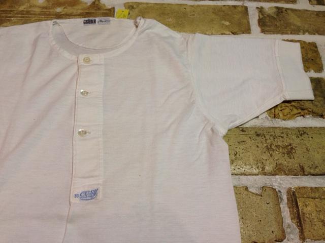 神戸店3/15(土)カテゴリT-Shirt入荷!#5  Solid,Tie-Dye, Henry!!!(T.W.神戸店)_c0078587_1540364.jpg