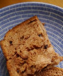 チョコチップ食パン 翌日_b0142989_1883166.jpg