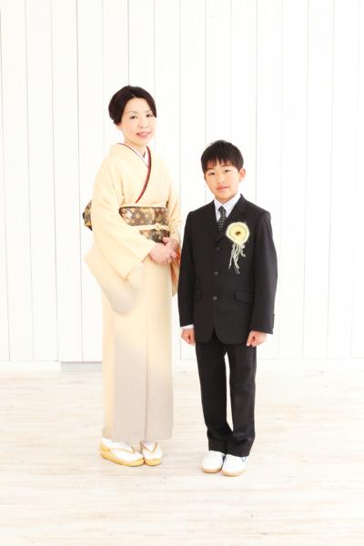 小学校ご卒業記念のお写真_b0193602_16372615.jpg