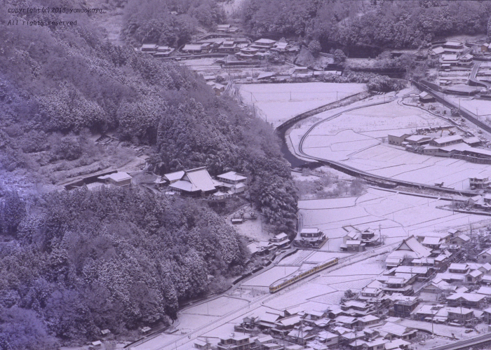 雪の日の遠望_d0309612_2344636.jpg