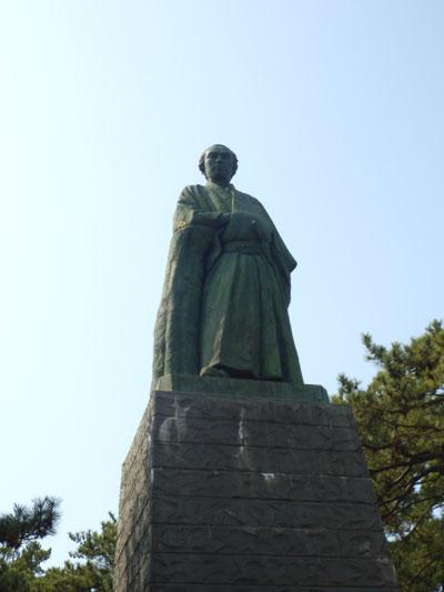 桂浜 高知・四万十・松山の旅2_e0048413_18574019.jpg
