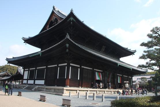 涅槃会 東福寺_e0048413_19351436.jpg