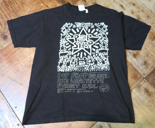 3/15(土)入荷!キースヘリング POP SHOP Tシャツ!_c0144020_14214180.jpg