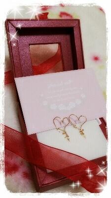素敵なプレゼント☆☆_a0167338_2136111.jpg