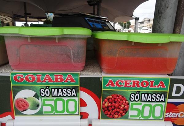 違う国へ来たみたい★アマゾンの絶品料理(ベレン,ブラジル)_e0182138_242179.jpg