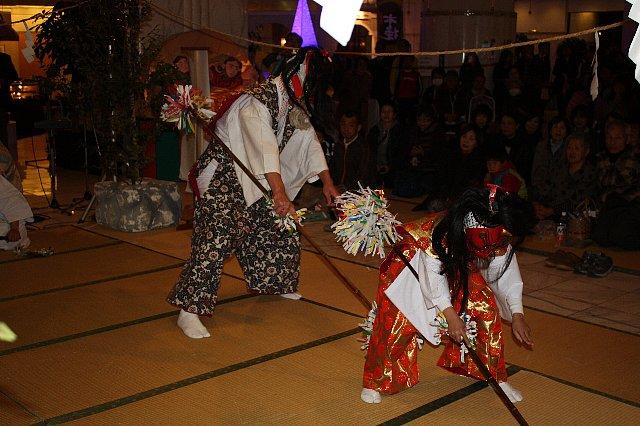 3/7 大塚神社 たまゆら温泉 『かぐらまつり』 写真_c0045448_16215256.jpg