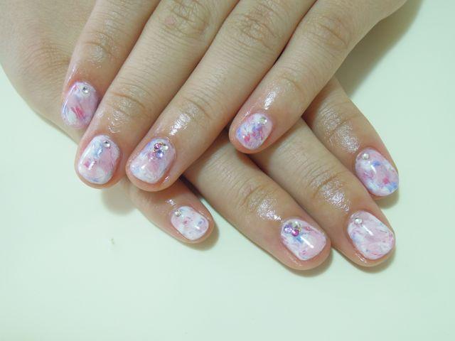Marble Nail_a0239065_102737.jpg