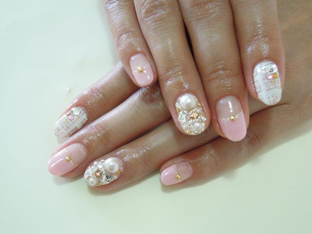 Pink Nail_a0239065_957868.jpg