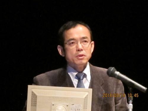 有機エレクトロニクス シンポジュウム in 米沢 2014(2)_c0075701_1739385.jpg