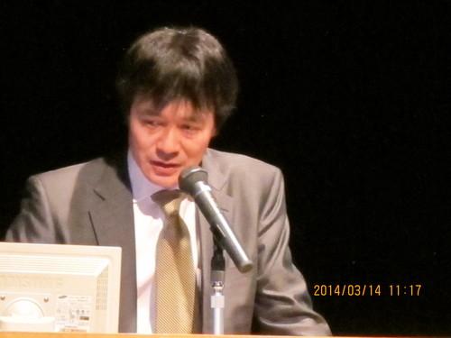有機エレクトロニクス シンポジュウム in 米沢 2014(3)_c0075701_17523628.jpg