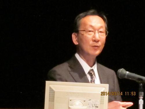 有機エレクトロニクス シンポジュウム in 米沢 2014(4)_c0075701_18221160.jpg