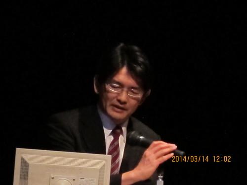 有機エレクトロニクス シンポジュウム in 米沢 2014(4)_c0075701_18301793.jpg