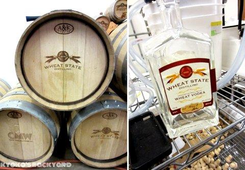 はじめての蒸留所見学 @Wheat State Distilling_b0253205_0554329.jpg