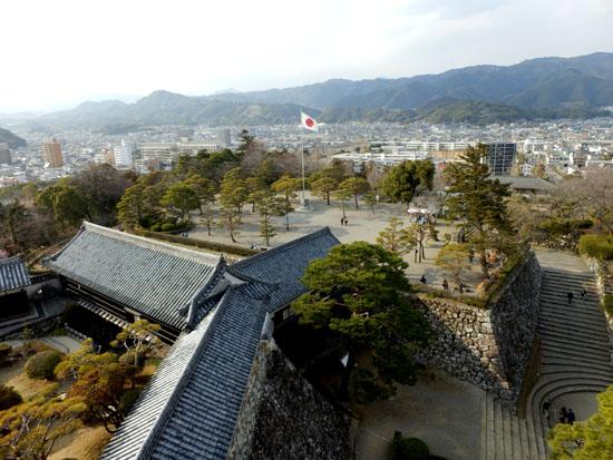 高知城とグルメ探訪 高知・四万十・松山の旅3_e0048413_16214033.jpg
