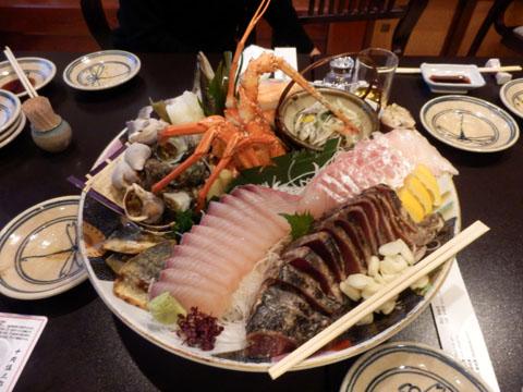 高知城とグルメ探訪 高知・四万十・松山の旅3_e0048413_16385520.jpg