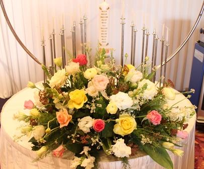 お任せ婚礼装花_d0227610_21561615.jpg